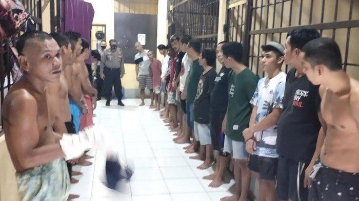 11 Tahanan Jaksa Dititip di Polres Luwu, Salah Satunya Kepala Desa Tirowali