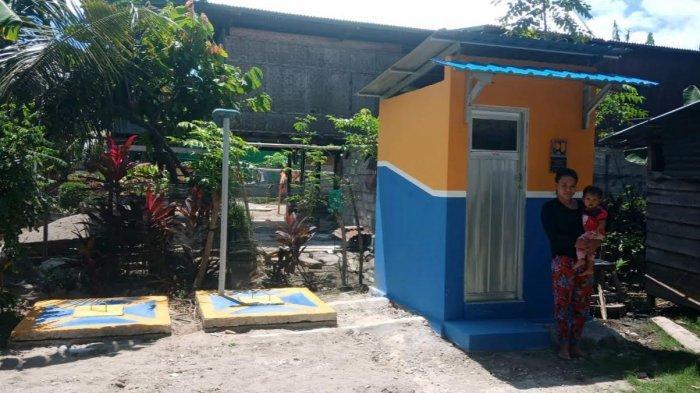 Balai Pemukiman Wilayah Sulsel Bangun 500 WC di Pinrang