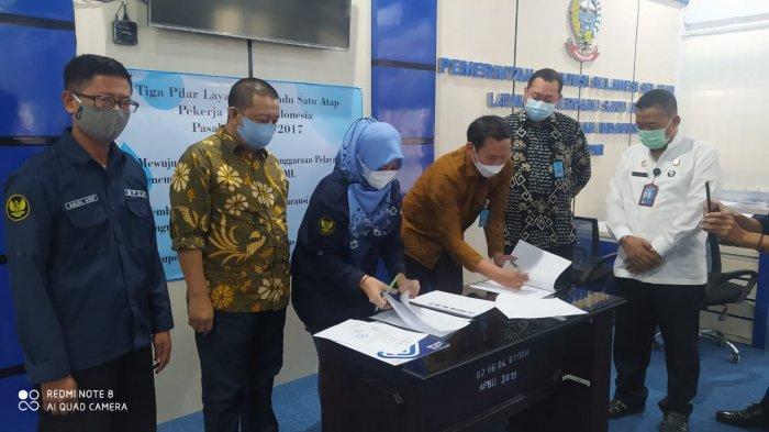Kantor Imigrasi Parepare Siap Bersinergi untuk Layanan Paspor