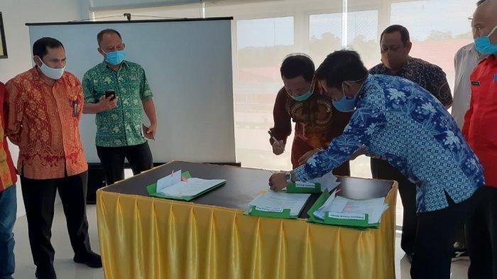 KKP dan Pemda Sulawesi Barat Bersinergi Sediakan Sarpras untuk Optimalkan Kinerja Penyuluh Perikanan