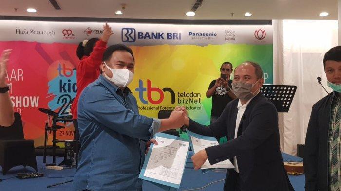 Ikatan Alumni (IKA) SMA Negeri 3 Teladan Jakarta Gelar TBN Fest untuk Dorong Kemajuan UMKM