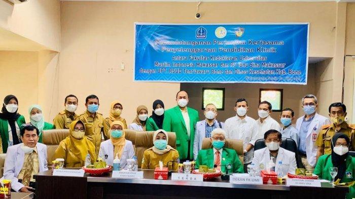 Fakultas Kedokteran UMI Perluas Jejaring RS Pendidikan hingga ke Bone
