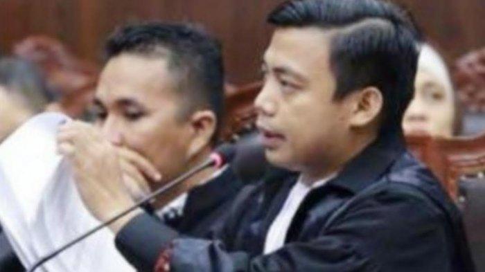 Pengacara Agung Sucipto Penyuap Nurdin Abdullah Mantan Presiden BEM FH Unhas