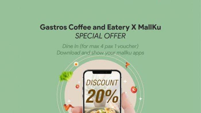 Banjir Promo Gastros dan Mallku di Kalla Online Fair