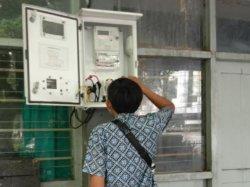 Aliran Listriknya Dicabut, Pos Satpol PP Makassar Dipindahkan ke Taman Gajah