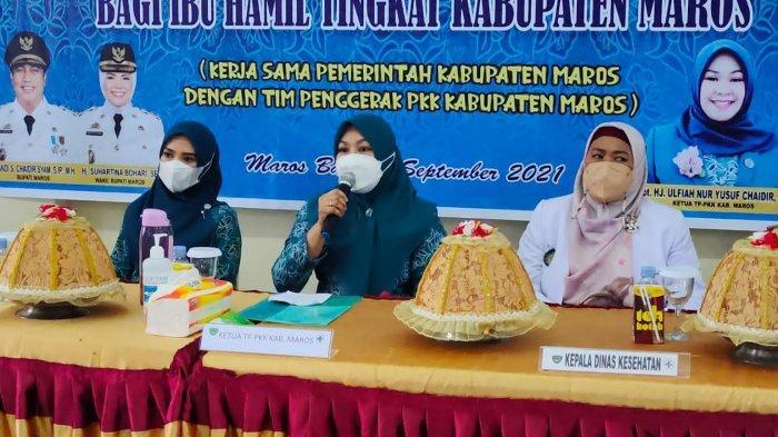 Tiga Penyebab Rendahnya Vaksinasi Ibu Hamil di Maros