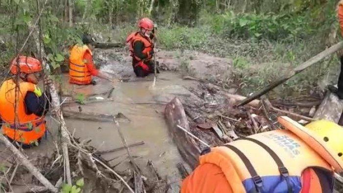 Sudah Enam Hari, Bocah yang Tenggelam di Sungai Rongkong Luwu Utara Belum Ditemukan