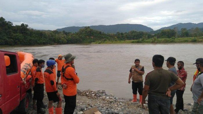 Korban Tenggelam di Sungai Saddang Enrekang Berhasil Ditemukan