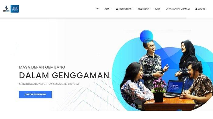 Pendaftaran CPNS 2019 sscn.bkn.go.id, 4 Instansi Buka Formasi SMA SMK, Kemenkumham 3.532, KLHK 2.000