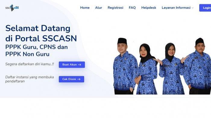 Daftar CPNS 2021 Login sscasn.bkn.go.id Tapi Gagal Unggah Dokumen? Simak Solusinya di Sini
