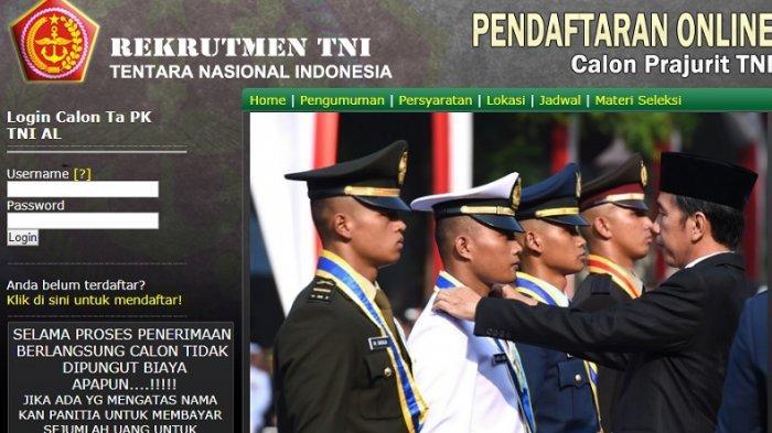 Kabar Gembira Pendaftaran TNI Angkatan Laut Dibuka Mulai Sekarang Cek Syarat Lengkap & Tempat Daftar