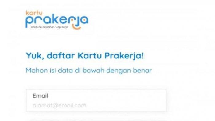 LOGIN www.prakerja.go.id untuk Dapat Kartu Prakerja, Ketahui 5 Hal Penting ini Sebelum Daftar