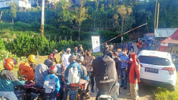 BREAKING NEWS: Satu Orang Pendaki Gunung Bawakaraeng Dikabarkan Meninggal Dunia