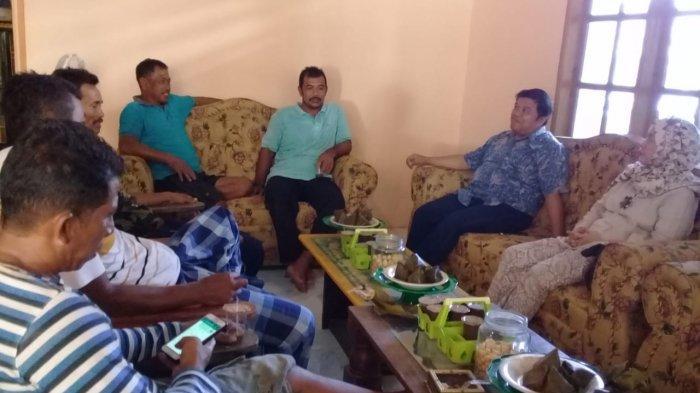 Nelayan Turungan Beru Bulukumba Minta Pembangunan Pelabuhan ke Syamsuddin Alimsyah