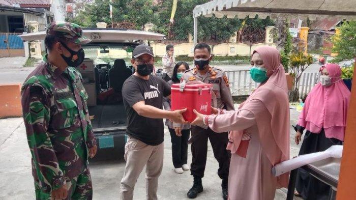 Vaksin Covid-19 Mulai Didistribusikan ke Puskesmas dan Rumah Sakit di Luwu Utara