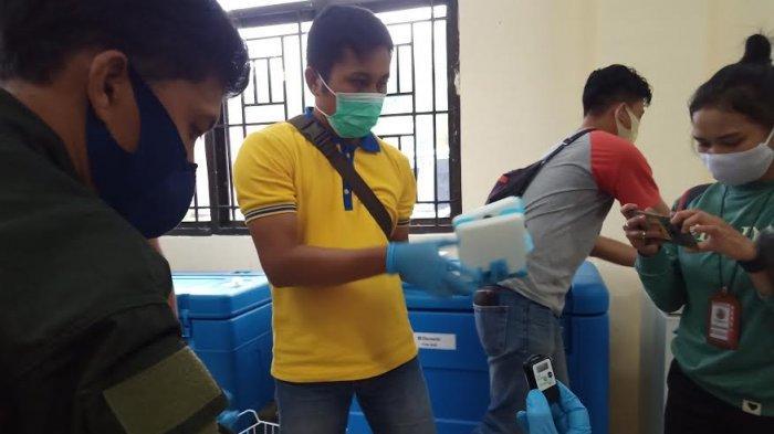 Dinkes Mamasa Distribusikan 310 Vial Vaksin di 17 Kecamatan
