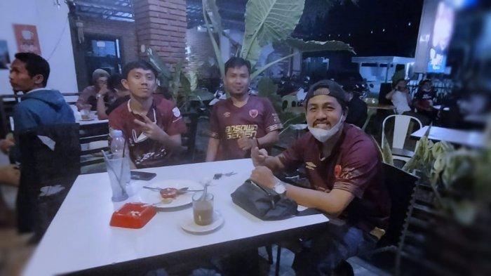 Nobar PSM Makassar di Masamba, Suporter Luwu Utara Bangga dengan Perjuangan Pemain Lokal