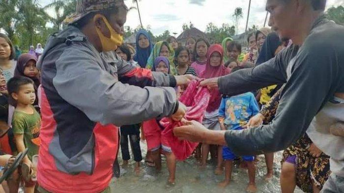 Polres Luwu Utara Masih Dalami Kasus Penemuan Mayat Bayi Perempuan di Desa Meli