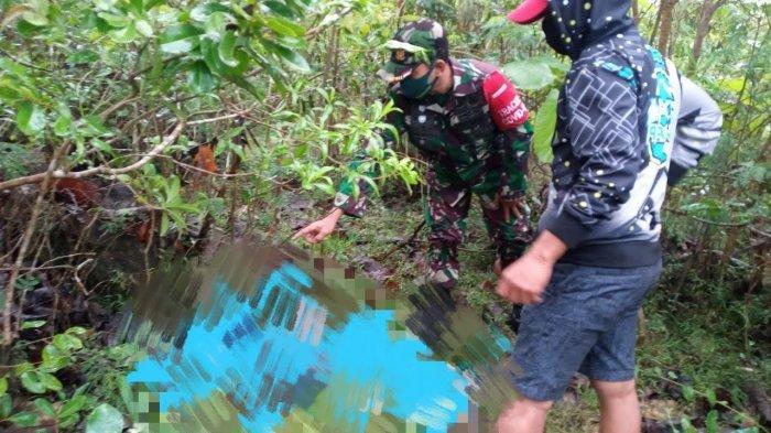 BREAKING NEWS: Ada Mayat Perempuan Ditemukan di Semak-semak Lompo Tengah Barru