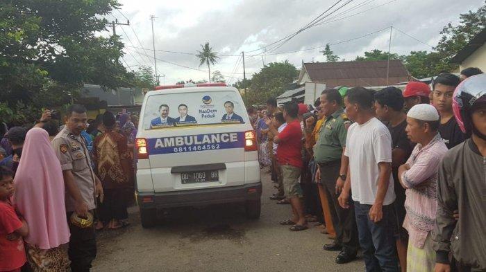 BREAKING NEWS: Seorang Wanita Ditemukan Tewas di Borong Loe Gowa