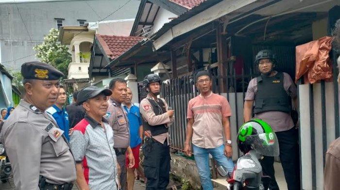 BREAKING NEWS: Warga Toddopuli 4 Makassar Dihebohkan Penemuan Orok