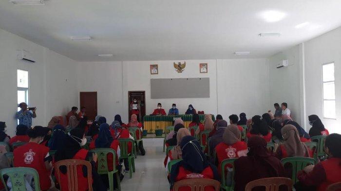 Mahasiswa KKN Profesi Kesehatan Unhas Akselerasi Pengendalian Covid-19 di Kabupaten Jeneponto