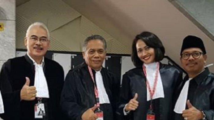 Siapa Christina Aryani Pengacara 01 Jokowi di Sidang MK? Kecantikan Sita Perhatian Ini Kehebatannya