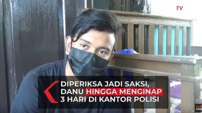 Update dari Kasus Subang: Danu Ngaku Pura-pura Tidur saat Yosef Datang Beri Tahu Amel Diculik