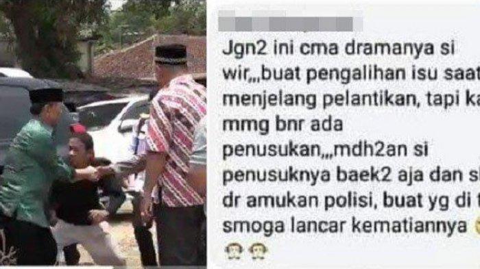 Pengakuan Istri Anggota TNI AU Setelah Tulisannya Viral Terkait Penusukan Wiranto: Sudah Minta Maaf