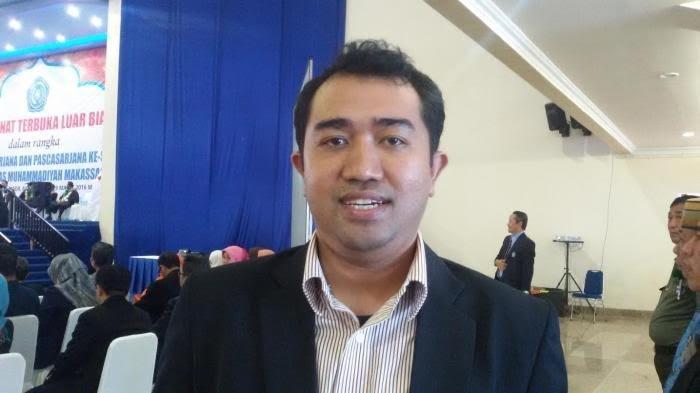 Luhur Priyanto: PSBB di Makassar Bisa Selamatkan Sulsel