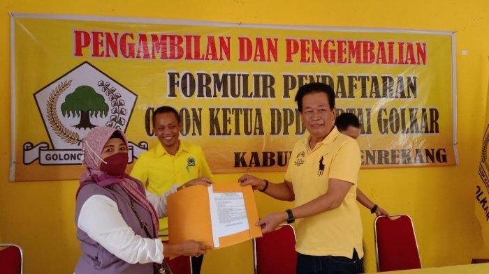 8 Kandidat Berebut Kursi Ketua DPD II Golkar Enrekang