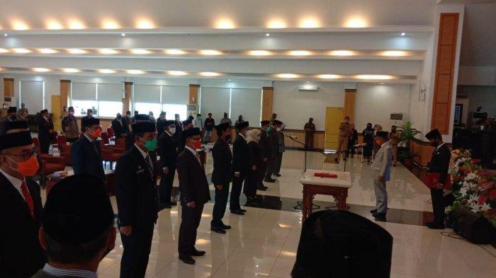 Gubernur Sulbar Mutasi 15 Pejabat Eselon II, Kepala Bappeda Digeser Jadi Asisten II