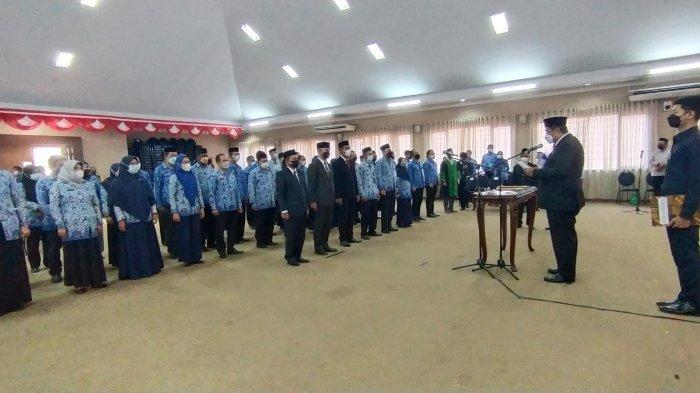 51 Pejabat Maros Dimutasi, Abidin Said Peringatkan Tak Boleh Ada Transaksi Jabatan