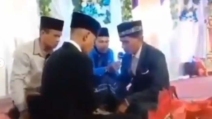 Kronologi Lengkap Pengantin Pria Ditendang Mertua di NTB, Sudah Telat Menghamili Diluar Nikah Lagi!