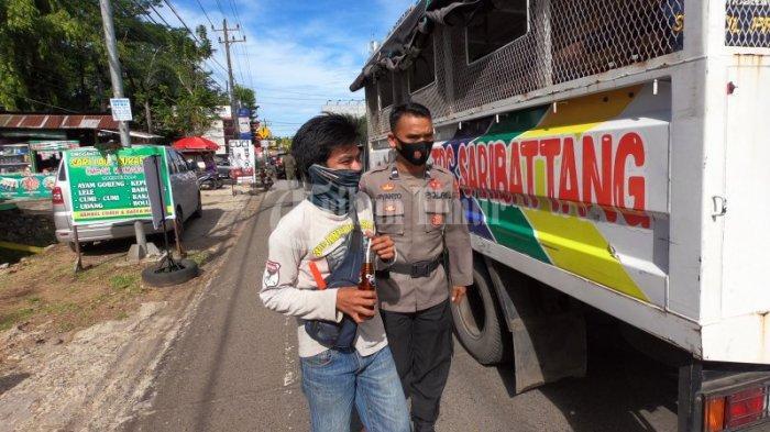 FOTO: Razia Pak Ogah Jl Perintis