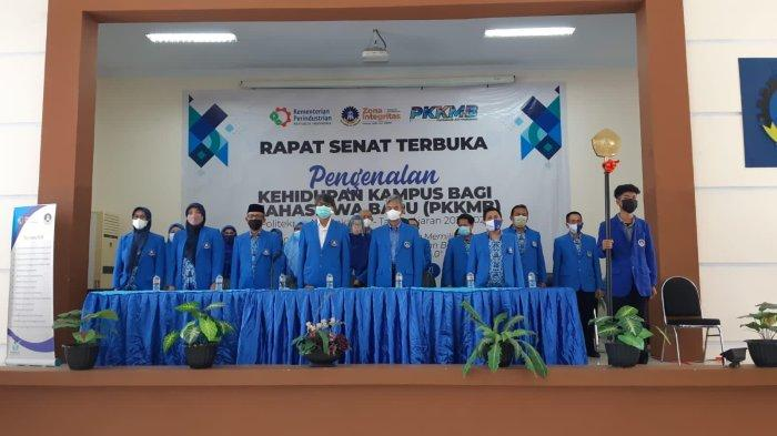 Mahasiswa Baru Politeknik ATI Makassar Dapat Mata Kuliah Industri 4.0
