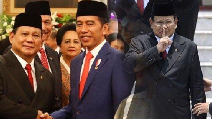 AKIBATNYA Jika Presiden Jokowi Berani Ganti / Resufflle Menhan Prabowo Subianto