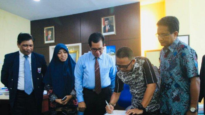 Unibos dan Forum Perpustakaan Lorong Gagas KKN Literasi di Makassar