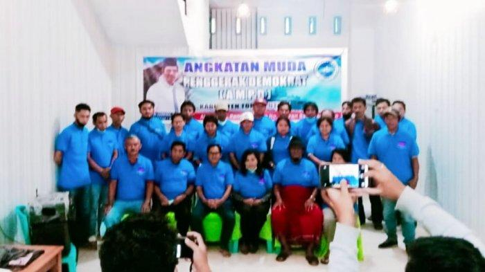 Resmi Terbentuk, Jufri Sambara Pimpin AMPD Toraja Utara