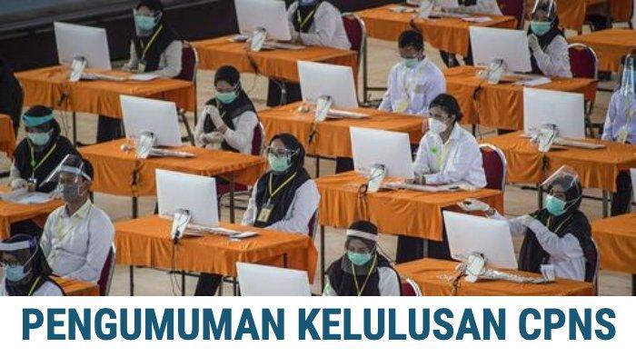 Cek Pengumuman Hasil Seleksi CPNS di Link sscn.bkn.go.id atau Web Kemenkum HAM, Kementerian Agama