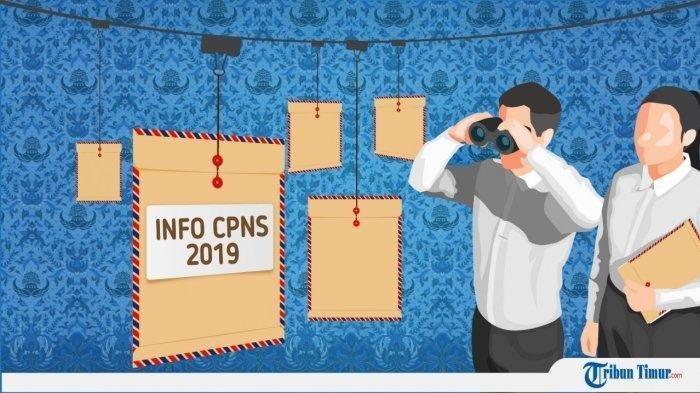 Pendaftaran CPNS 2019 Segera Buka Via sscasn.bkn.go.id, List Dokumen Selain Foto Selfie dan SKCK