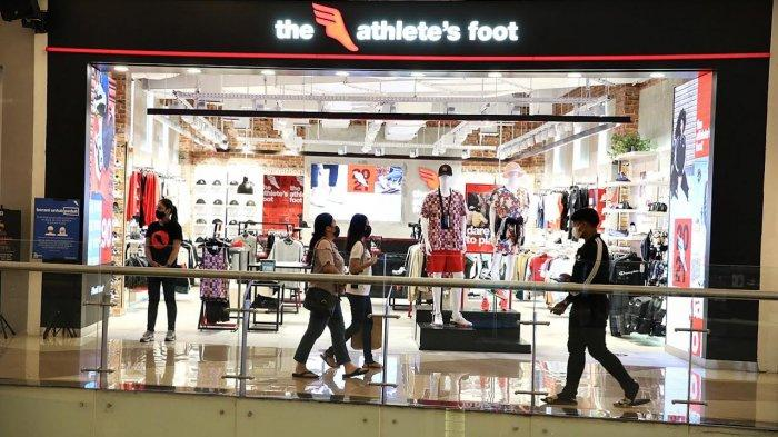 FOTO: The Athlete's Foot TSM Makassar Hadirkan Aneka Brand Sporty Terkemuka