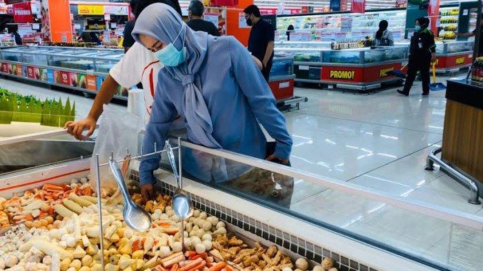 Buah dan Bakso Seafood Turun Harga di LOTTE Mart Panakkukang