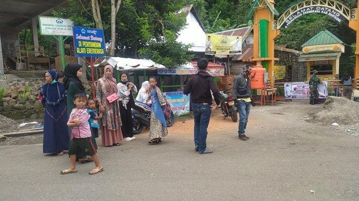 Permandian Ermes Bantaeng Ditutup, Pengunjung dari Bone Hingga Makassar Terpaksa Putar Balik
