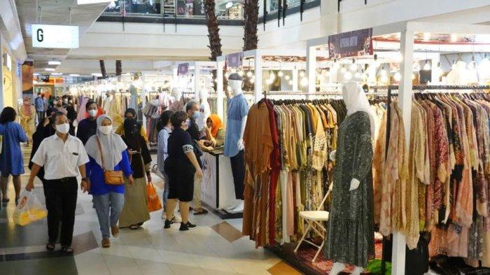 Gamis hingga Kaftan Rp 2,5 Juta di Pameran Ramadan MaRI Makassar