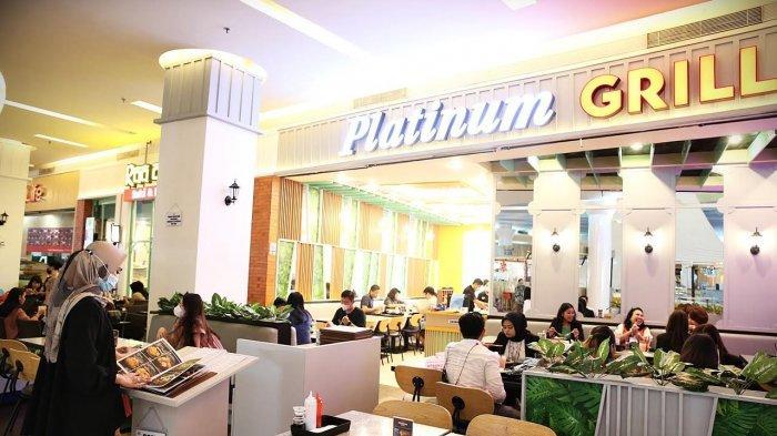 FOTO: Platinum Grill Pertama di Makassar Hadir di TSM