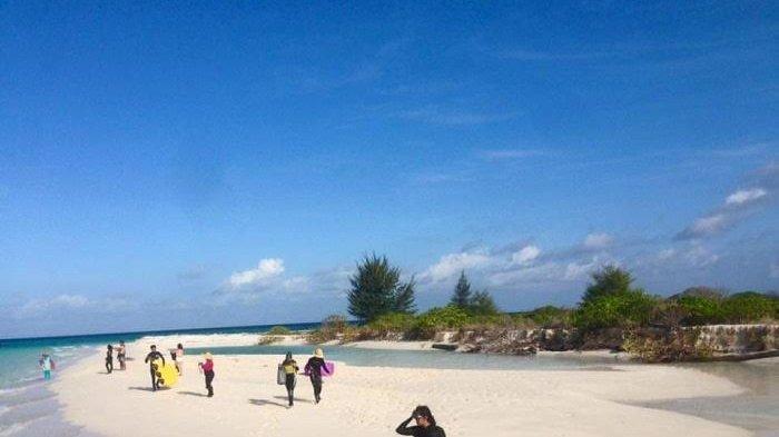 Dikabarkan Dijual, Polisi dan TNI Kini Jaga Pulau Lantigian Selayar