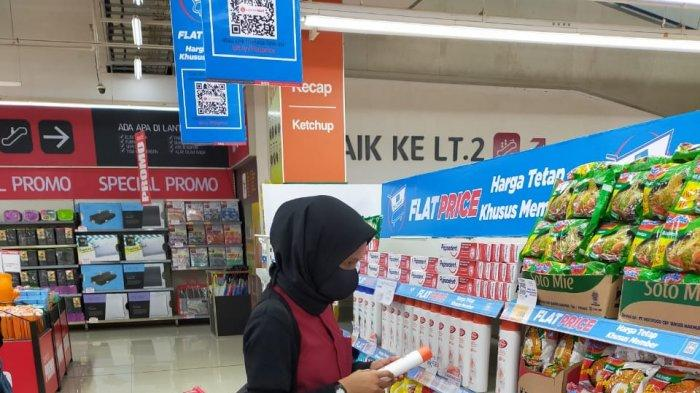 Beli Paket Sembako di LOTTE Mart Hemat Rp 21.900