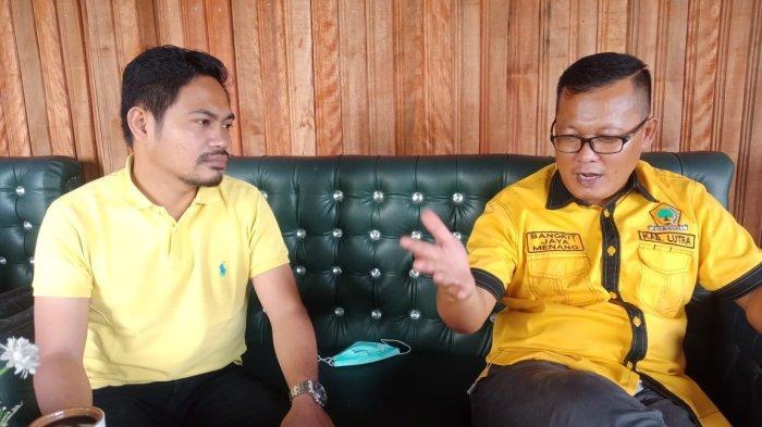 Golkar Luwu Utara Memanas Jelang Musda, Kader Serang Plt Ketua Arifin Junaedi
