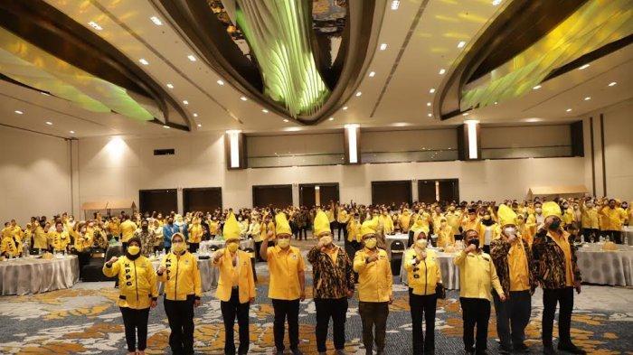 Taufan Pawe Perintahkan AMPG dan KPPG Massif Perkenalkan Airlangga Hartarto Capres 2024